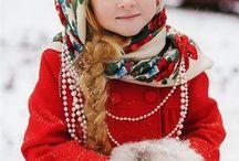 Детки зима