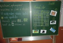 První třída / Učivo 1. ročníku ZŠ