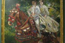 sorolla / Peintre espagnol impressionniste