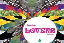 Preview Inverno 2014 Elementais - Lovers