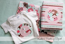 For baby / Projects and tutorials for baby clothes and items