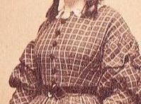 1860-1865 - Day Dress