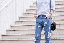 Denim! / Jeans / by Vivian Fundora-Pastoriza