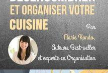 organisation cuisine