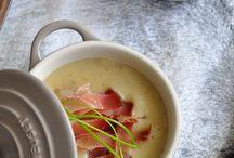 Ricette vellutate, zuppe e minestre