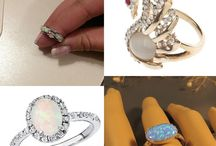 Opal Jewelry Collection