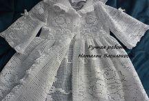 Крестильные платья