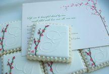 Wedding cookies idea