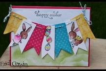 Cards Easter / by Brenda Grinnell