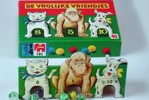 Nostalgische speelgoed