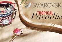 Style yourself with jewelry SWAROVSKI!!!!