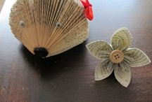Papier decoratie/Paper decoration /  Nice things from paper