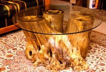 coffee table / by Rhonda Frankenberry