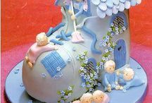 Whimisical Cakes