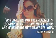 Quotes / by Laurin Holzinger