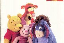 winnie te pooh and friends