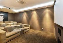 Home cinema / Home theater ideas