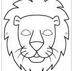 african worksheets/colouring in