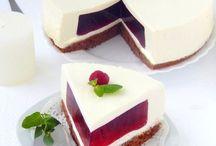 Cream Cake | Torten / Die schönsten und leckersten Bilder und Rezepte von Torten.