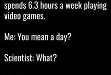 gaming stuff