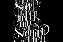 Beautiful Typo / by Yenty Jap
