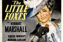 "The Little Foxes (1941) / The ruthless, moneyed Hubbard clan lives in, and poisons, their part of the deep South at the turn of the 20th century. Based on the play by Lillian Hellman, this film adaptation is one of the purest ""transitions"" from play script to screen."