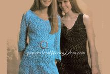 vintage knitted dresses