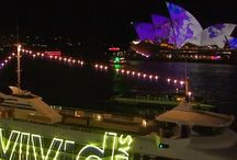 SYDNEY LIGHT WALK FESTIVAL DAZZLES WITH COLORFUL PROJECTIONS