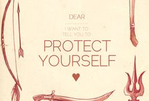 Protect Your Self by AzizaNoor