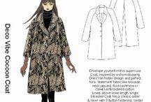 Sewing Patterns / Sewing patterns I would like to try