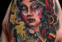 Gypsy # Romanit