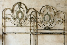 Vintage Style Iron Beds & Couchs
