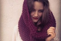 Snood tricot / by nad D