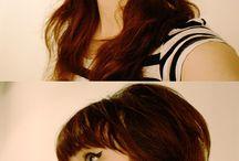 Hair. / by Marissa Tolbert