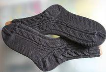 ...zeigt her eure Füße - zeigt her eure...Socken / Socken - Puschen und was sonst noch.....