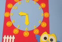 Saat ve takvim etkinlikleri