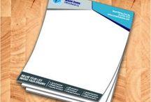 Marketing notepads