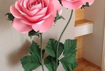 Flowers ideas / Idei de flori ce vor urma