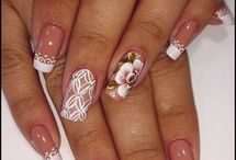 Nails For Bride