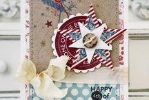Patriotic Cards & Pages