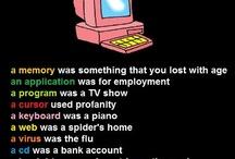 Computer. Geek.