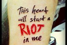Birthday Tattoo ideas / by Katelynn Mariah