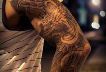 Shoulder tatt