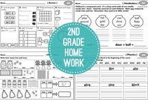 Homework/Morning Work