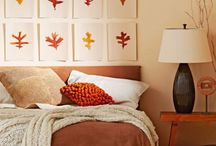 FALL BEDROOM IDEAS / Enjoy fall