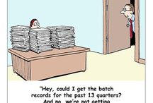 Quality Management Cartoons / Is your compliance accelerated? -   http://www.mastercontrol.com/?source=sm-all