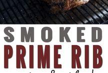smoking recipes