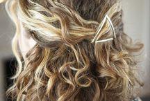 penteados cabelo cacheado