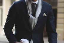 Men's fashion  / by Luba Feltsan