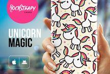 Unicorn phone case iphone 6s +